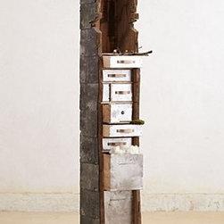 Richard Keal - Slated Drawer Unit - *By Richard Keal