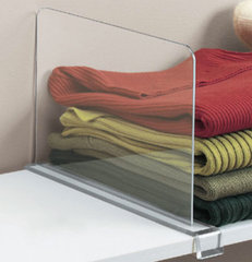 contemporary closet organizers by Organize-It