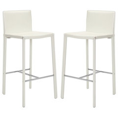 contemporary bar stools and counter stools by Overstock