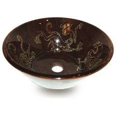 asian bathroom sinks by Overstock