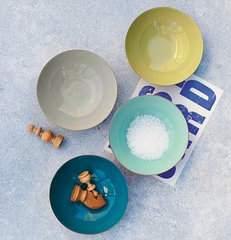 tropical serveware by West Elm