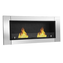 Shop Wall Mounted Fireplace Products On Houzz