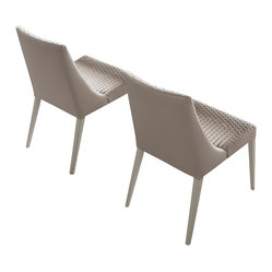 Domino Chair, Set of 2