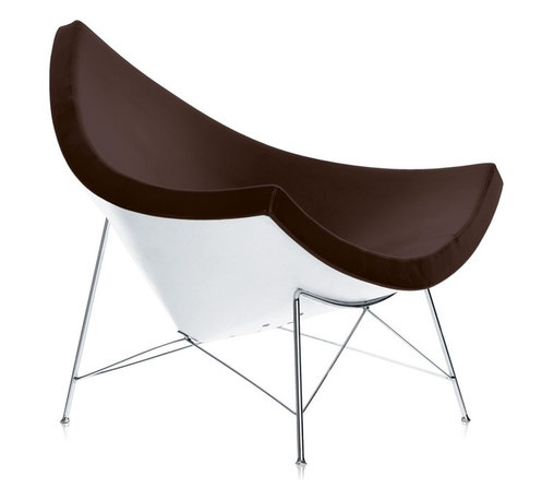 1950's Coconut Chair from Vitra - Relax, unwind and think of tropical islands in this 1950s Coconut Chair from Vitra