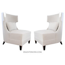 Contemporary Love Seats by ERA Interiors