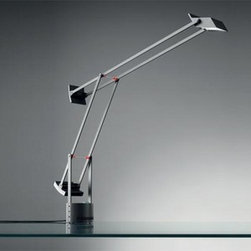 Artemide - Tizio Classic LED Table Lamp - Black | Artemide - Design by Richard Sapper, 2009.