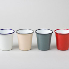 Traditional Everyday Glasses by Falcon Enamelware