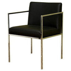 contemporary dining chairs and benches by Overstock.com