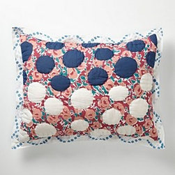 Anthropologie - Tahla Shams - *Part of our Hothouse Quilt collection
