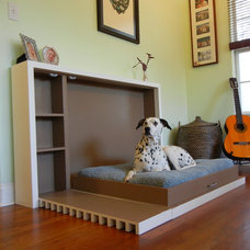 Contemporary Dog Beds by Clark | Richardson Architects