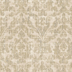 York Wallcoverings - GN2417 Wallpaper, Double Roll - Prepasted: Paste has already been applied to the back of the wallpaper and is activated with water.