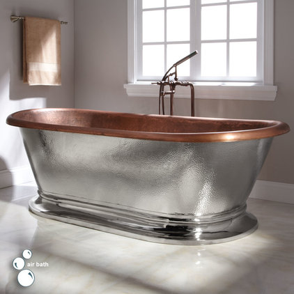 Eclectic Bathtubs by Signature Hardware