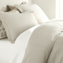 traditional bedding by Pottery Barn