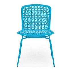 Silvermine Bay Outdoor Chair - Grandin Road