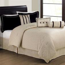 Victoria Classics Emerson 7 Piece Comforter Set Comforter Sets