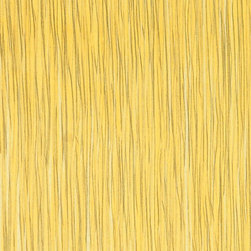 Walls Republic - Paper Strokes Yellow Grass Cloth Wallpaper, Double Roll - Paper Stroke wallpaper creates a warm, interesting backdrop for many different types of decor. Made from natural, sustainable materials, it is considered an environmentally friendly choice.