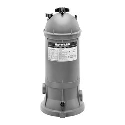 Pro-Grid DE Separation Tank - Designed for Pro-Grid vertical grid D.E. filters with up to 80 square feet of filtration area - ideal for water conservation and savings during backwashing by returning chemically treated backwash water to the pool. Hayward D.E. separation tanks hold up to 10 lbs. of used D.E. filter powder and compliment both new and existing vertical grid D.E. filter installations.