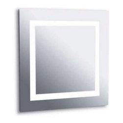 Edge Lighting Mirror - Edge Lighting Mirror