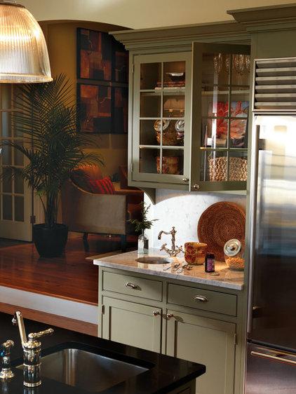 by Plain & Fancy Custom Cabinetry