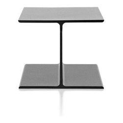 Herman Miller - Herman Miller | Ward Bennett I-Beam Side Table - Design by Ward Bennett.