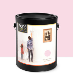 Imperial Paints - Interior Semi-Gloss Trim & Furniture Paint, Peony - Overview: