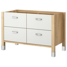 Contemporary Kitchen Cabinets by IKEA
