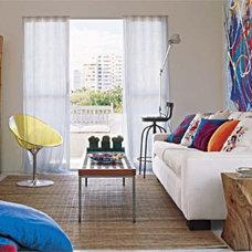 21 salas pequenas, mas aconchegantes - Casa.com.br