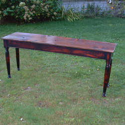 Reclaimed Antique Wood Furniture -