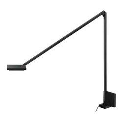 Sonneman - Sonneman 2052.63 Quattro Black Double Arm LED Wall Sconce - Sonneman 2052.63 Quattro Black Double Arm LED Wall Sconce