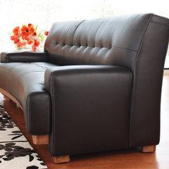 Scandinavian Designs - Leather Sofas - Mandalay Sofa