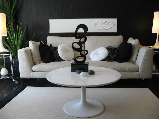 Contemporary  by Tracy Topham Interior Design