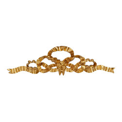 uDecor - GF-2261H Ornamental - For anyone looking for an elegant way to adorn your home or business, our gold foil products are the perfect way to achieve your desired look. Made out of polyurethane and then coated with 18k gold foil, these products are sure to leave your family and clients impressed.  Made from dense polyurethane