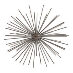 Arteriors - Winnipeg Sculpture - Spice up your table with this awesome iron sculpture!