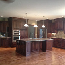 by Hawkins Cabinetry and Design