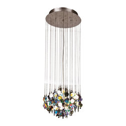 Trans Globe Lighting - Trans Globe Lighting MDN-533 Svarna Modern / Contemporary Chandelier - Trans Globe Lighting MDN-533 Svarna Modern / Contemporary Chandelier