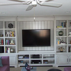 Media Room Built-In -