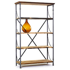 Eclectic Bookcases by Hudson Goods