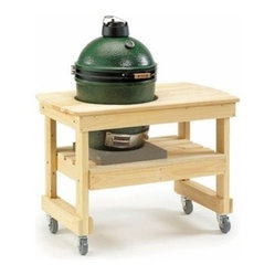 The Large Big Green Egg Table Package