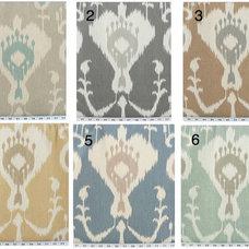You pick Java Ikat Curtain Panels 50 x 96 by SewDivinebyAmanda
