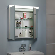 Eclectic Bathroom Storage by Lamxon Holding Company