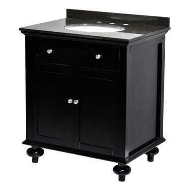 """Belmont Decor ST2-30 """"Madison"""" single sink bathroom vanity - APPLY COUPON CODE """"EDHOUZ50"""" AT CHECKOUT. JUST OUR WAY OF SAYING THANKS."""