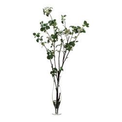 Silk Plants Direct - Silk Plants Direct Apple Blossom (Pack of 1) - Pack of 1. Silk Plants Direct specializes in manufacturing, design and supply of the most life-like, premium quality artificial plants, trees, flowers, arrangements, topiaries and containers for home, office and commercial use. Our Apple Blossom includes the following: