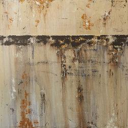 Loft Decor- Modern Abstract Painting -