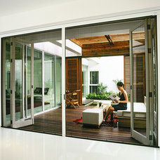 Modern Screen Doors by LaCantina Doors