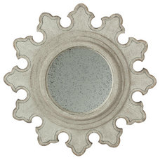 Modern Mirrors by Candelabra