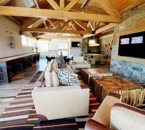 Reclaimed Wood Flooring -
