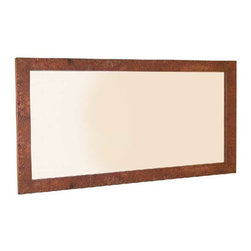 Native Trails - Native Trails Large Milano Mirror in Tempered - *Beveled edge glass