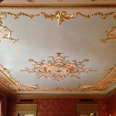Traditional Ceiling Medallions by Decorators Supply Corp