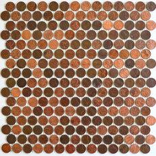 Eclectic Floor Tiles by Modwalls