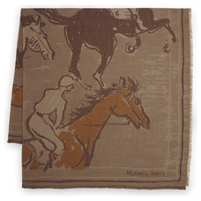Traditional Throws by Hermès
